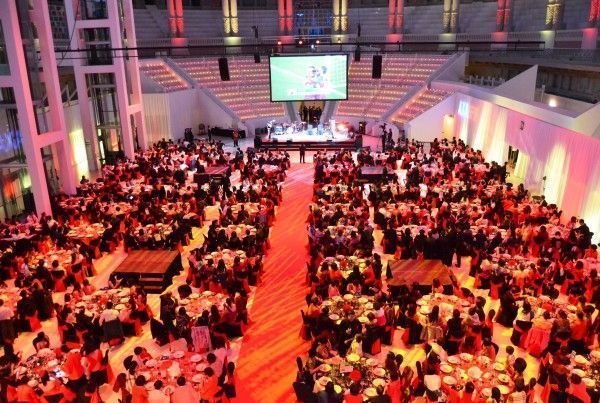 HFV large corporate event barcelona