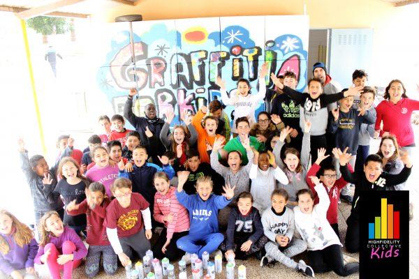 PIXEL GRAFFITI KIDS