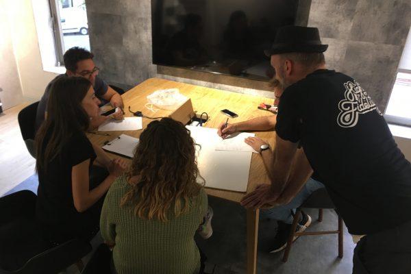 team work GRAFFITI