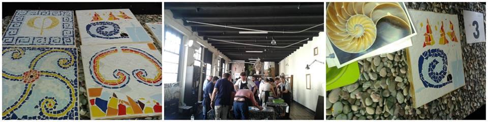 TEAM BUILDING: Atelier Mosaique: découvrir la technique de Gaudi
