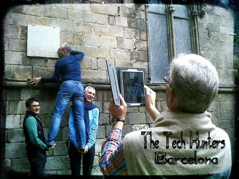 TEAM BUILDING: FUN TREASURE HUNT IN BARCELONA