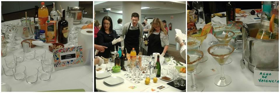 TEAM BUILDING: Cocktail Workshop