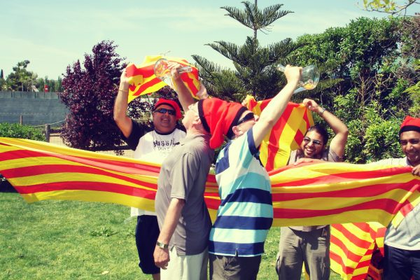 Catalan Traditions team building experience