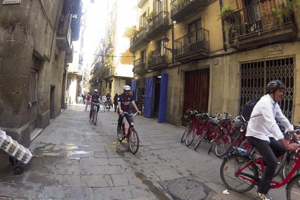 bike tours teambuilding_barcelona