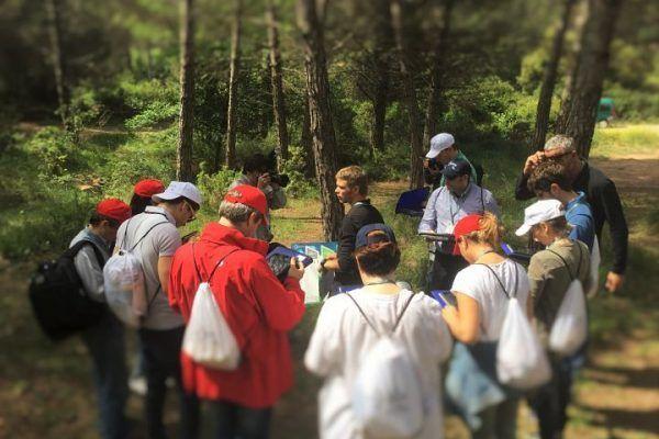 events-team building-orienteering