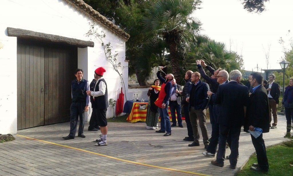 Catalan Traditions team building