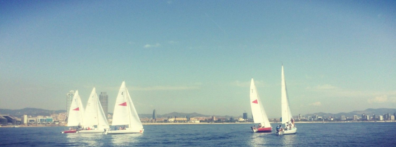 TEAM BUILDING: BARCELONA BLUE OCEAN REGATTA