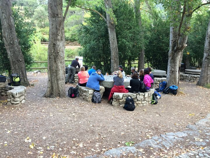 OUTDOOR SEMINAIRE: ITINERANT JOURNEY BETWEEN FOREST & MOUNTAIN