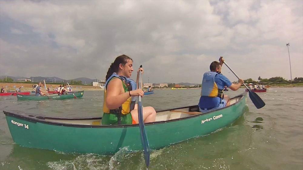 TEAM BUILDING EVENT: OLYMPIC RACES, ACTIVITÉS AU CANAL OLYMPIQUE