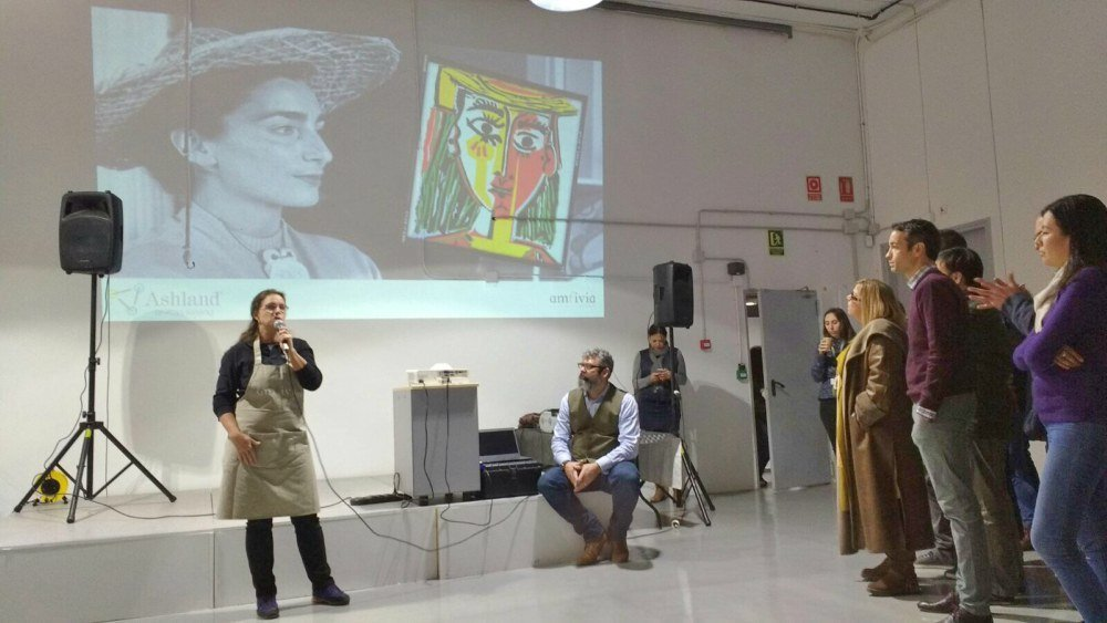 TEAM BUILDING: U ART CONNECT EXPERIENCE