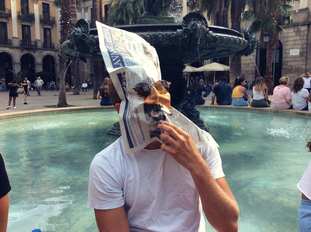 TREASURE HUNT IN BARCELONA: WE GAMIFY THE CITY