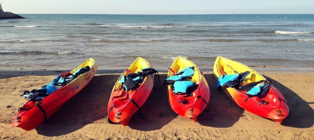 Une journée d'activités de plage à Barcelone? C'est encore mieux en septembre!