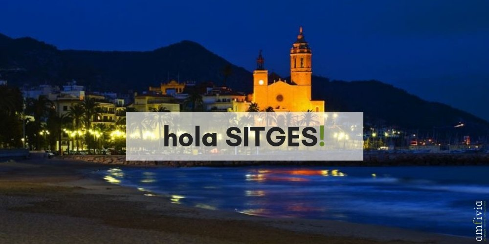 IPAD RACE IN SITGES, TREASURE HUNT CLOSE TO THE SEA