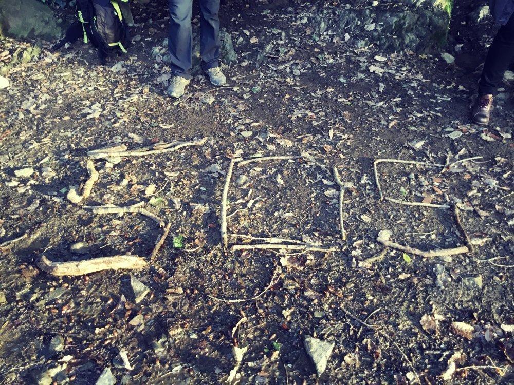 Défi d'orientation à Collserola: la forêt est notre zone de jeu!