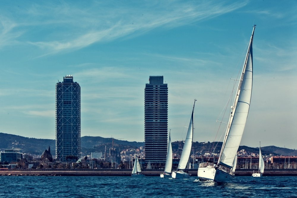 BLUE OCEAN REGATTA: ENJOY THE MEDITERRANEAN BREEZE
