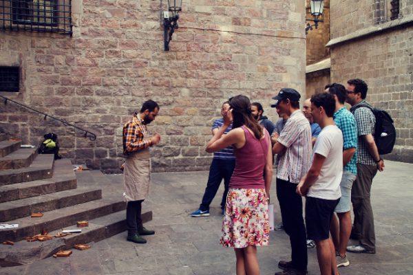 Gaudí's code team Building Barcelona