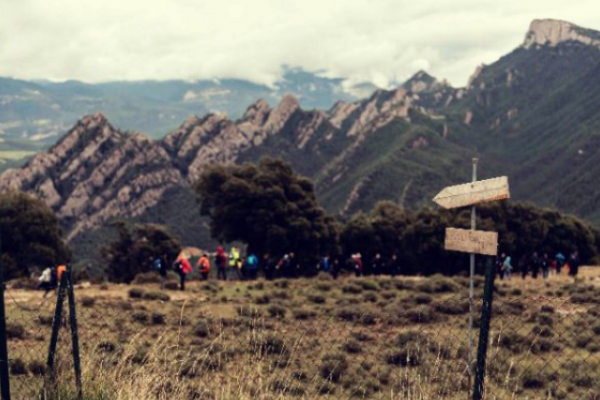 outdoor meeting hiking routes
