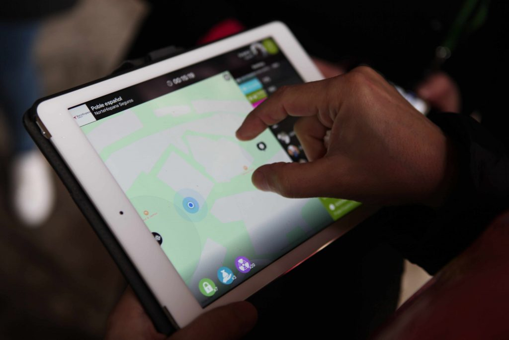ipad gymkhana Tablets treasure hunt