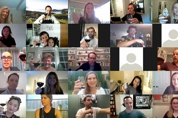 HFC Wine tasting experience Online