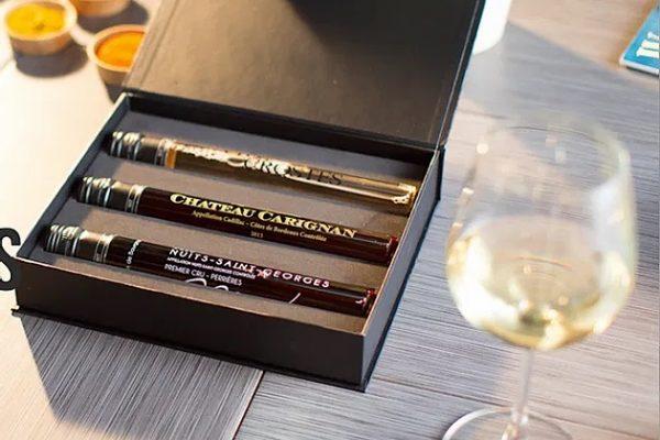 HFC Wine tasting experience Online wines