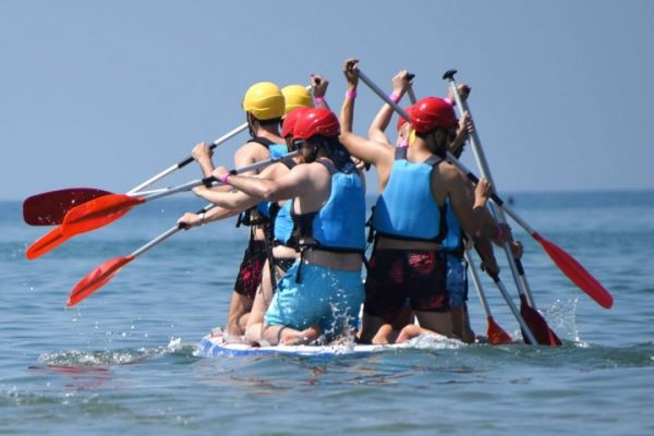 beach activities incentive groups