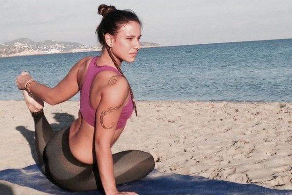 Yoga team building experience