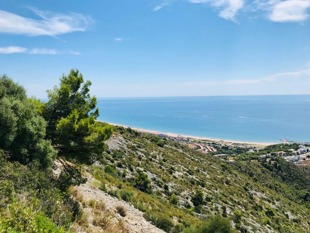Barcelona coastline outdoor activity