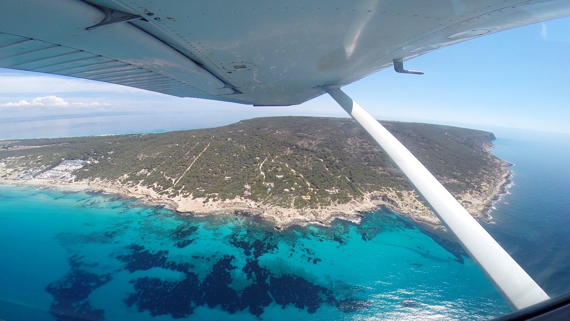 Formentera excursions team event Ibiza