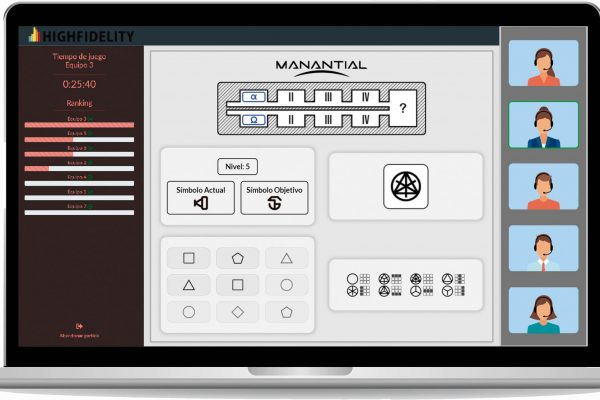 actividades online team building virtual