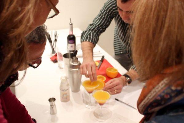 cocktail workshop teamwork