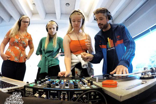 DJ WORKSHOP TEAM BUILDING