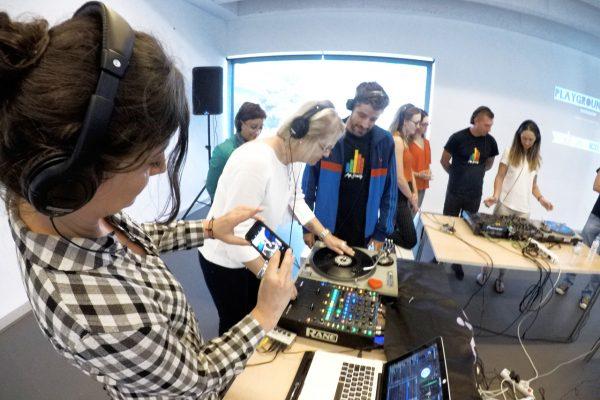 DJ WORKSHOP TEAM BUILDING 1