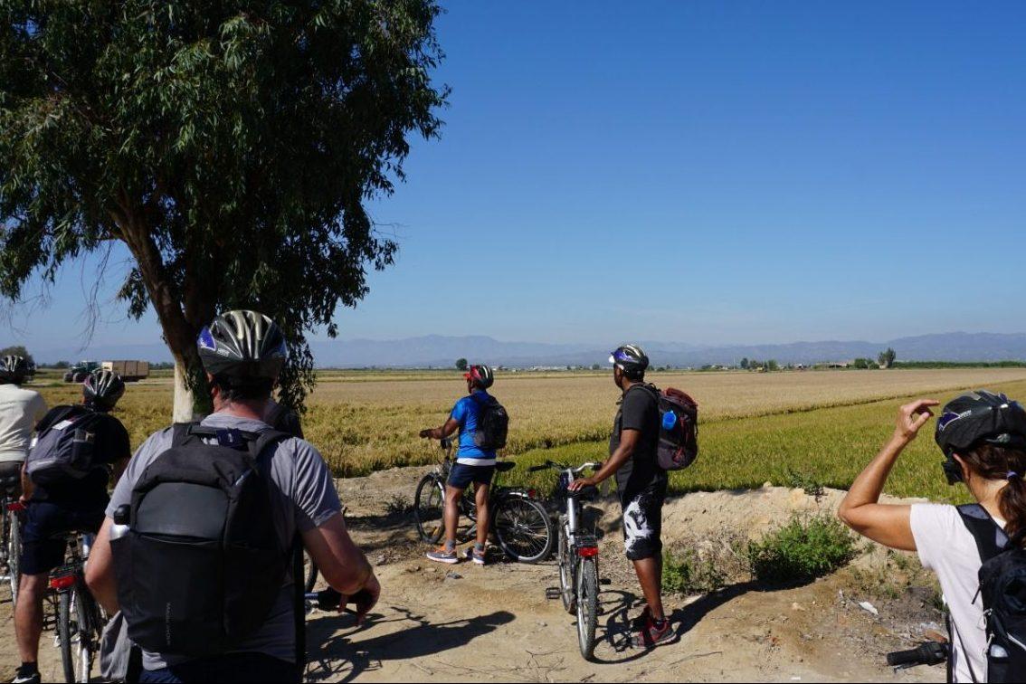 Biking Terres de l'ebre team offsite
