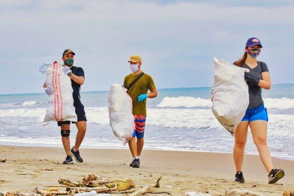 Beach cleaning
