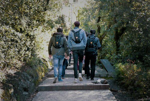HFC Team building Barcelona mountain orienteering challenge