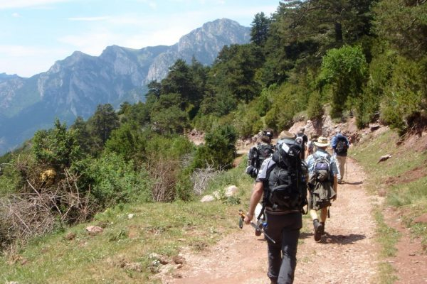 Team building Outdoor Hiking routes