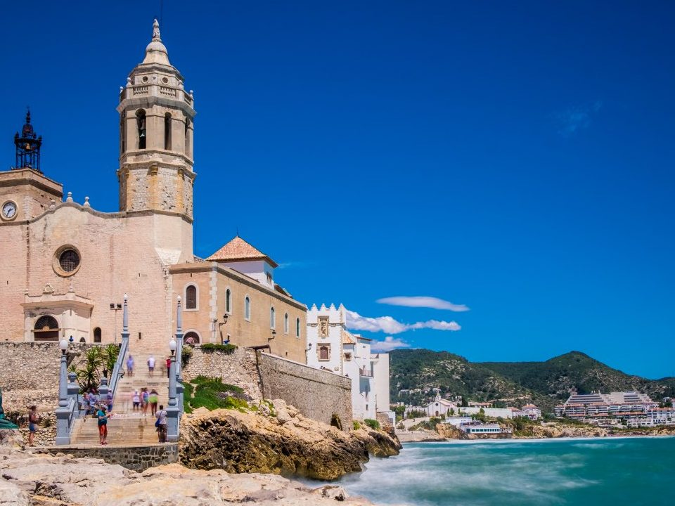 Outdoor meeting experiences Sitges