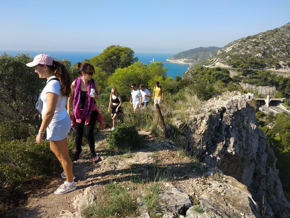 HFC Outdoor meetings hiking routes in Garraf natural park
