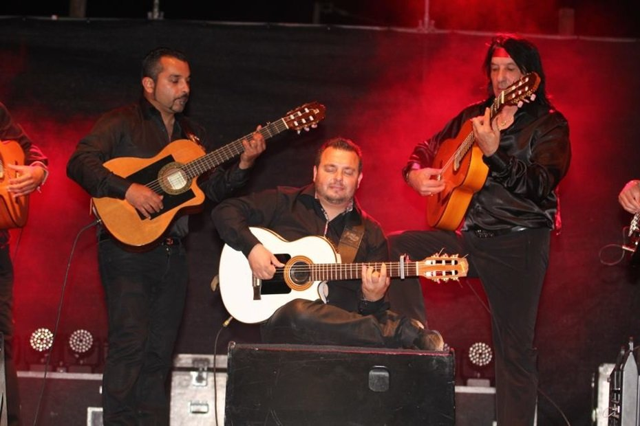 GYPSY live music entertainment BARCELONA