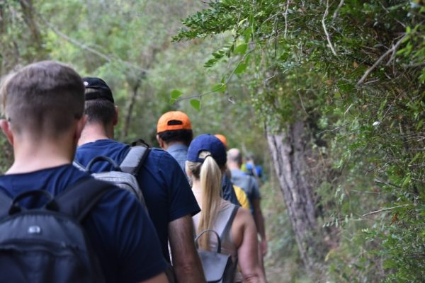 TEAM HIKING ROUTES NATURAL PARK BARCELONA