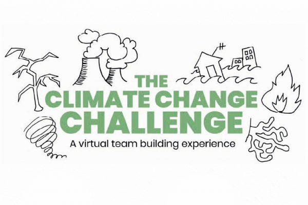 climate change team building online
