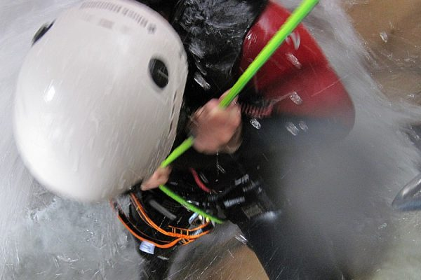 Canyoning Via Ferrata Outdoor conference event Pyrenees (3)