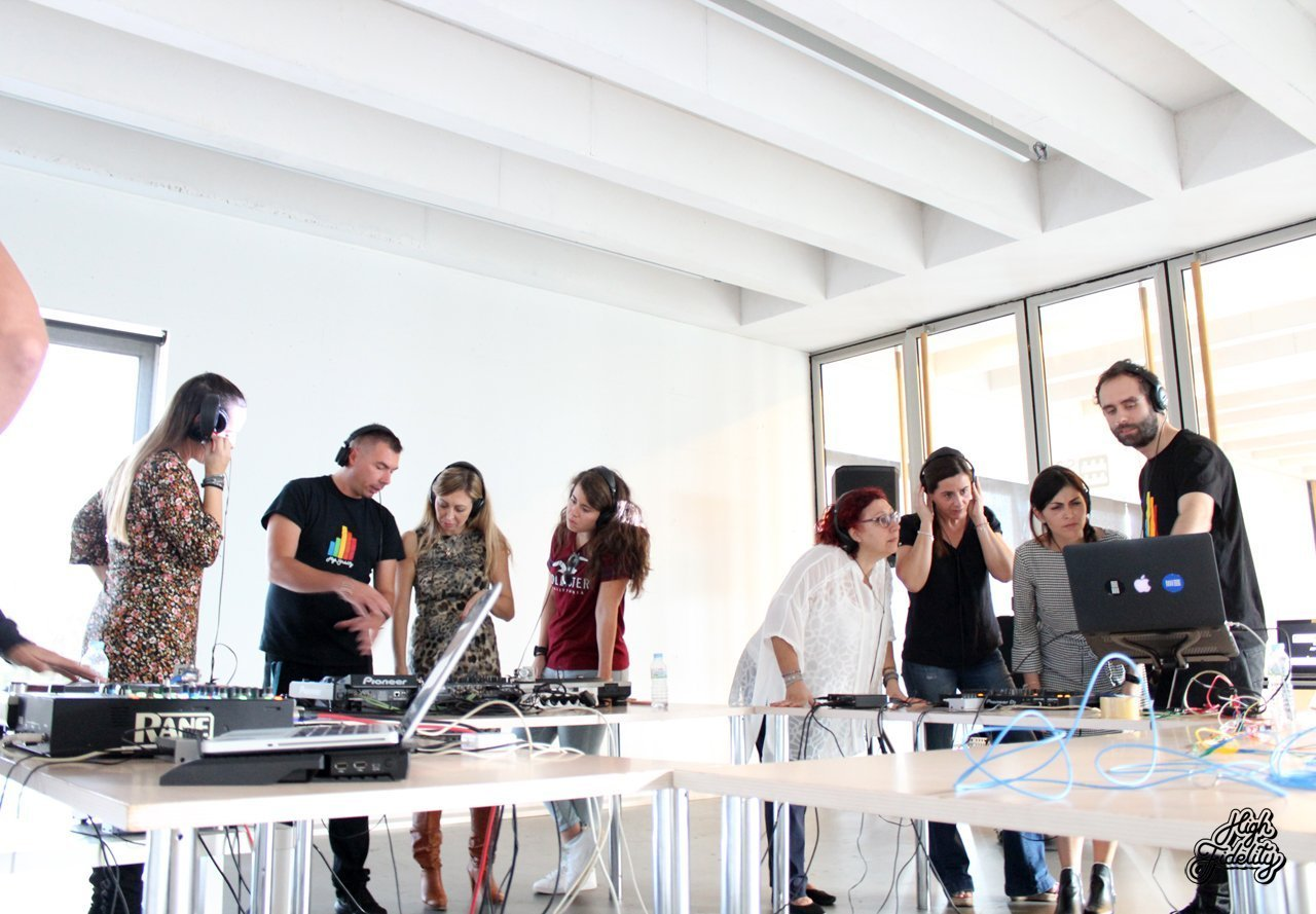 OUR DEEJAY ACADEMY IN IBIZA