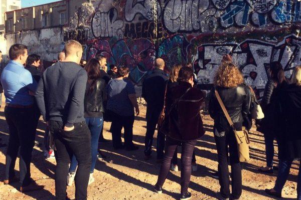 Graffiti workshop HFC Barcelona (1)