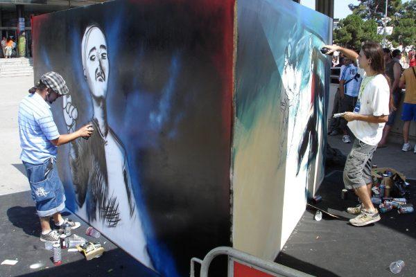 HFC Team building art Graffiti Workshop (5)