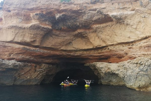 KAYAK IBIZA EXCURSION