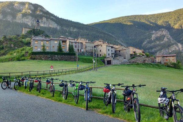 Mountain biking Team building experience Terres de l'ebre