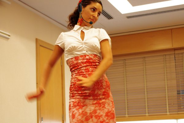 PROFESSIONAL DANCE TEACHER
