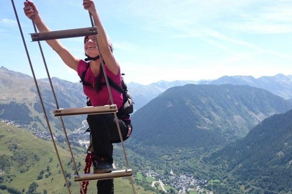 Via Ferrata Outdoor conference event Pyrenees (2)