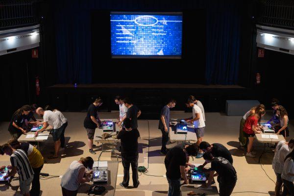 team building tech barcelona